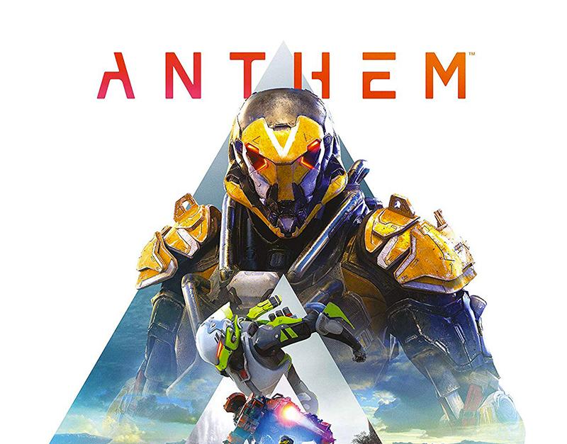 Anthem (Xbox One), Never Ending Level, neverendinglevel.com