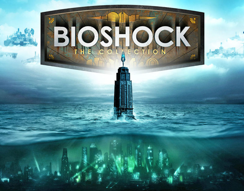 BioShock: The Collection (Xbox One), Never Ending Level, neverendinglevel.com