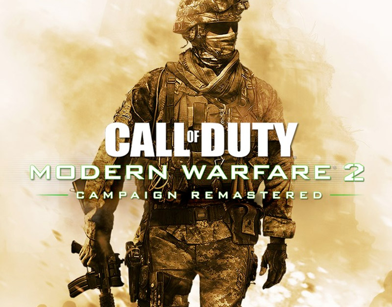 Call of Duty: Modern Warfare 2 Campaign Remastered (Xbox One), Never Ending Level, neverendinglevel.com
