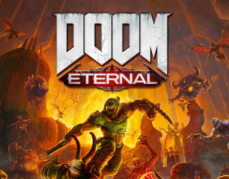 DOOM Eternal Standard Edition (Xbox One), Never Ending Level, neverendinglevel.com
