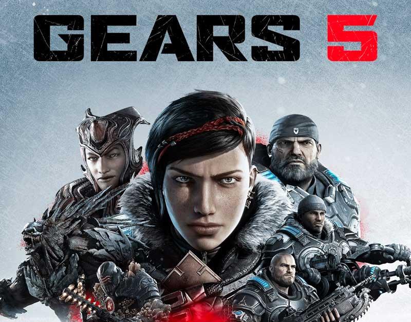 Gears 5 (Xbox One), Never Ending Level, neverendinglevel.com