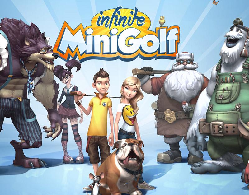 Infinite Minigolf (Xbox One), Never Ending Level, neverendinglevel.com