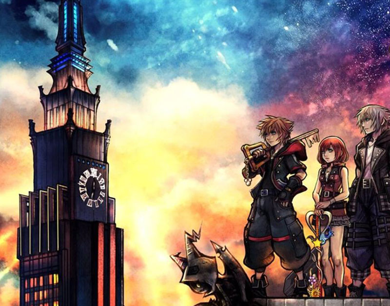 Kingdom Hearts 3 (Xbox One), Never Ending Level, neverendinglevel.com