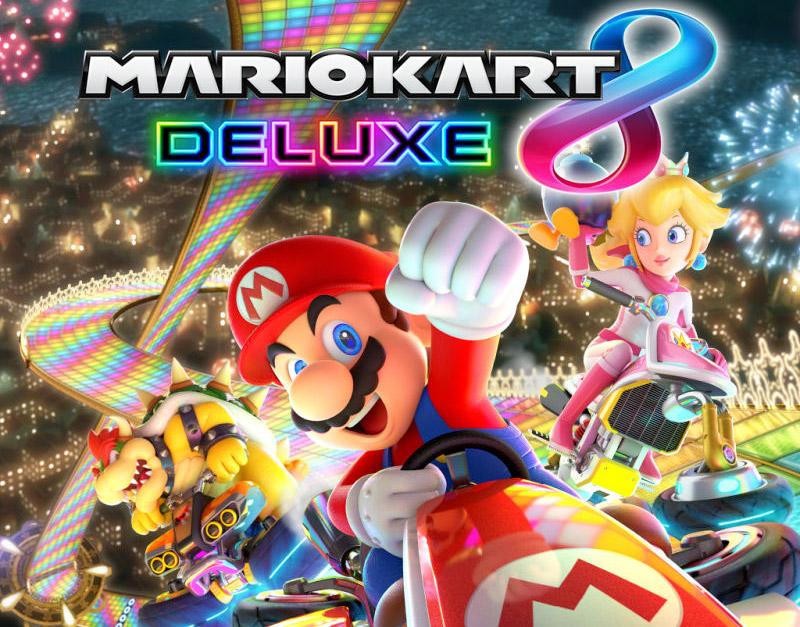 Mario Kart 8 Deluxe (Nintendo), Never Ending Level, neverendinglevel.com