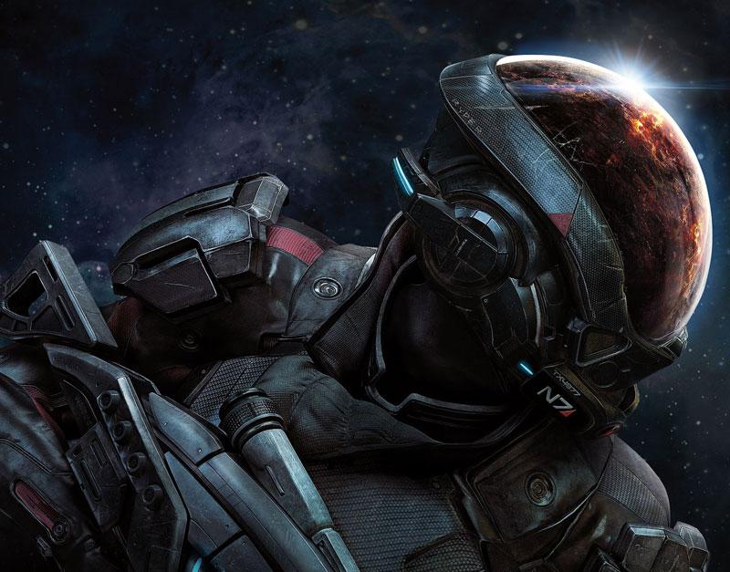 Mass Effect Andromeda - Standard Recruit Edition (Xbox One), Never Ending Level, neverendinglevel.com