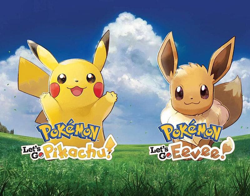 Pokemon Let's Go Eevee! (Nintendo), Never Ending Level, neverendinglevel.com