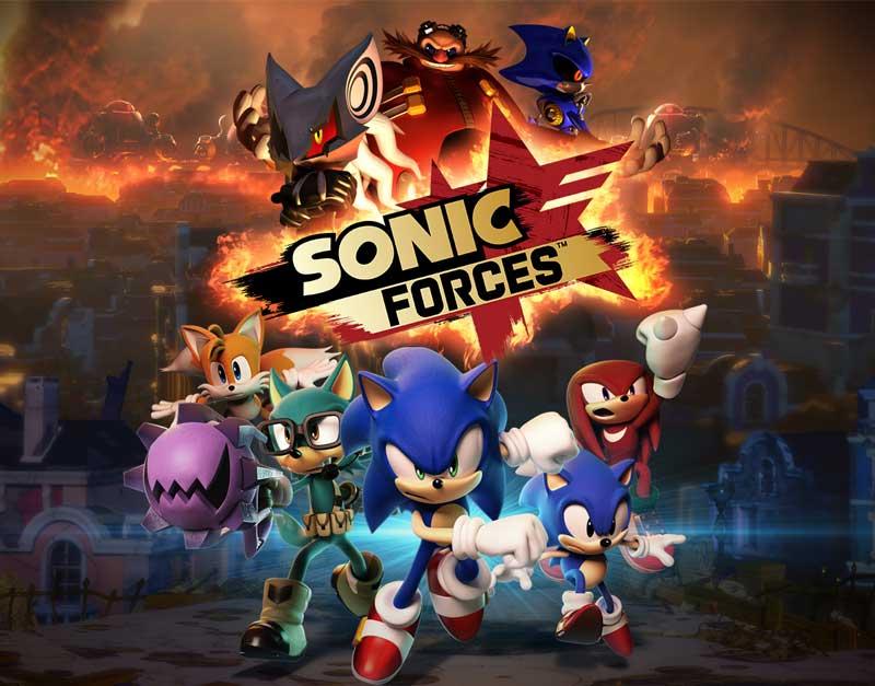SONIC FORCES™ Digital Standard Edition (Xbox Game EU), Never Ending Level, neverendinglevel.com