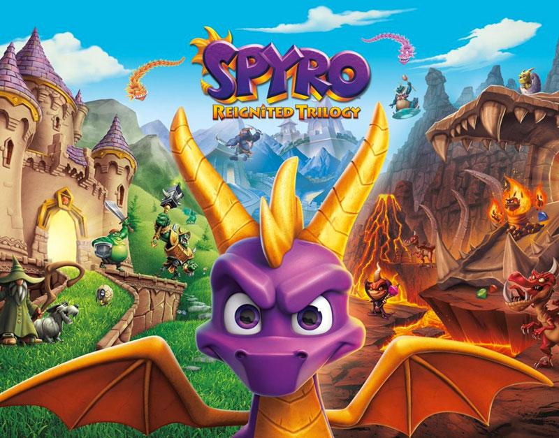 Spyro Reignited Trilogy (Xbox One), Never Ending Level, neverendinglevel.com