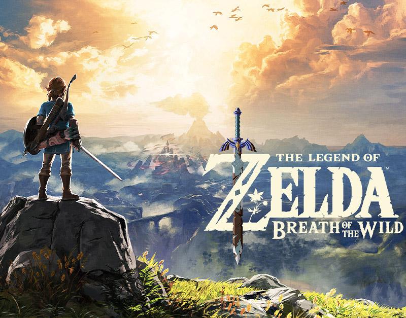 The Legend of Zelda: Breath of the Wild (Nintendo), Never Ending Level, neverendinglevel.com