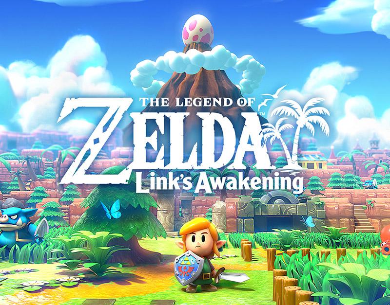 The Legend of Zelda: Link's Awakening (Nintendo), Never Ending Level, neverendinglevel.com