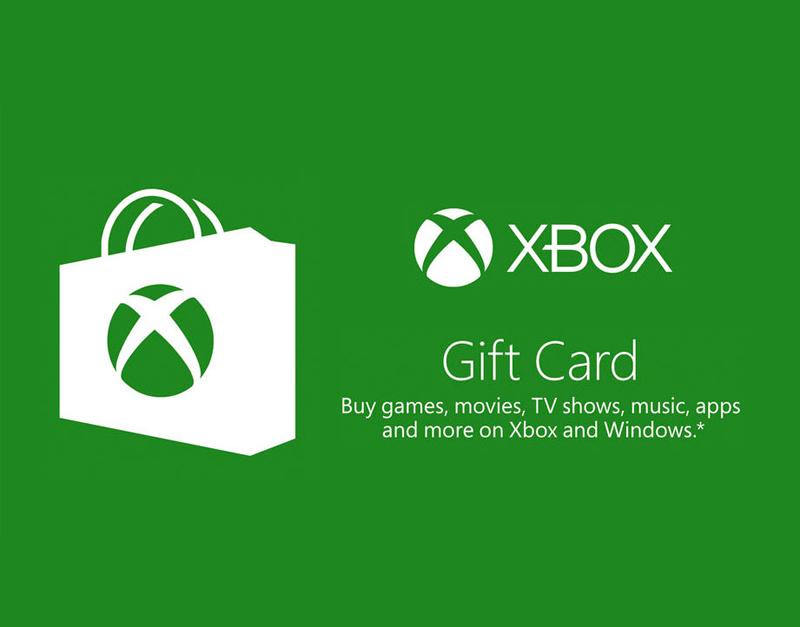 Xbox Live Gift Card, Never Ending Level, neverendinglevel.com