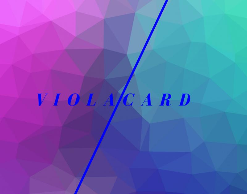 ViolaCard, Never Ending Level, neverendinglevel.com